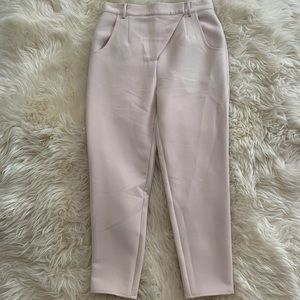 Tobi high waisted beige pants petite